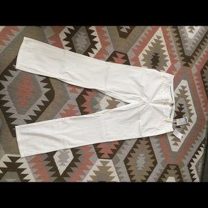 Jolt white pants